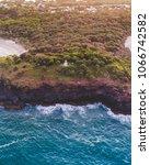 fingal headland lighthouse   Shutterstock . vector #1066742582