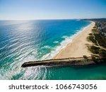 tallebugdeera ocean sunrise   Shutterstock . vector #1066743056