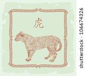 Tiger Zodiac Sign