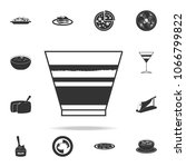 marochino icon. detailed set of ... | Shutterstock .eps vector #1066799822