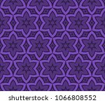 pattern pattern of abstract... | Shutterstock .eps vector #1066808552