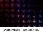 dark blue  red vector layout... | Shutterstock .eps vector #1066864202