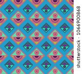 abstract color seamless pattern ... | Shutterstock .eps vector #1066900868