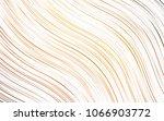 light yellow  orange vector... | Shutterstock .eps vector #1066903772