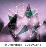abstract background for design | Shutterstock . vector #106691846