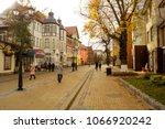 zelenogradsk  kaliningrad...   Shutterstock . vector #1066920242