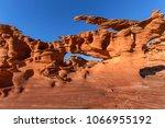 little finland  nevada  usa | Shutterstock . vector #1066955192