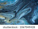 marble abstract acrylic... | Shutterstock . vector #1067049428