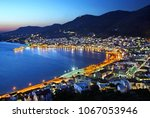 samos island  aegean sea ... | Shutterstock . vector #1067053946
