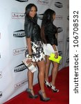 vanessa simmons  at the grand...   Shutterstock . vector #106708532