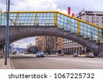 moscow  russia   april  10 ... | Shutterstock . vector #1067225732