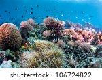 sea scape | Shutterstock . vector #106724822