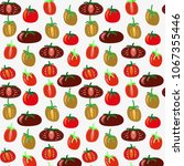 colorful seamless texture with...   Shutterstock .eps vector #1067355446