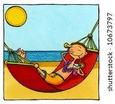 holiday comics series number 2 | Shutterstock . vector #10673797