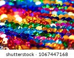 close up of pattern made of... | Shutterstock . vector #1067447168
