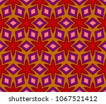 seamless geometric pattern with ...   Shutterstock .eps vector #1067521412