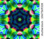 modern floral pattern. raster... | Shutterstock . vector #1067569328