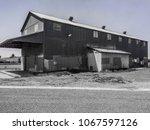 Abandoned Metal Building...