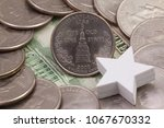 a quarter of maryland  quarters ... | Shutterstock . vector #1067670332