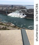Small photo of Over view of the American Falls