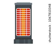 comfort portable heater icon.... | Shutterstock .eps vector #1067810348