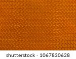 orange rip stop strong and... | Shutterstock . vector #1067830628