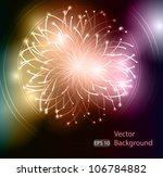 abstract vector backgrounds | Shutterstock .eps vector #106784882
