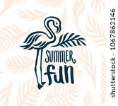 summer time quote lettering...   Shutterstock .eps vector #1067862146