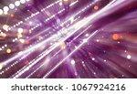 abstract bright violet motion... | Shutterstock . vector #1067924216