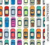 urban cars  texture. background.... | Shutterstock . vector #1067935505
