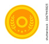award icon. winner prize  ... | Shutterstock .eps vector #1067945825