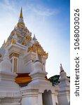 Small photo of My travel in summer at Wat Phra Borommathat Chaiya (Temple in Thailand). Located at 50 Raknakorn Road, Moo 3, Tambon Wiang, Amphoe Chaiya, Surat Thani province.
