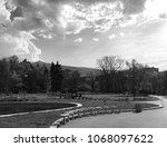 central park in sofia  bulgaria | Shutterstock . vector #1068097622