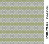 intricate diamond   striped... | Shutterstock . vector #10681051