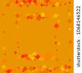 rhombus backdrop minimal... | Shutterstock .eps vector #1068146522