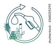 ecology energy alternative  | Shutterstock .eps vector #1068205295