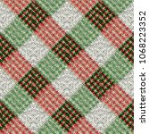 seamless background pattern.... | Shutterstock .eps vector #1068223352