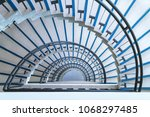 Semicircle Spiral Staircase...
