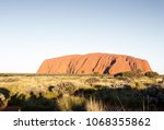 northern territory state ... | Shutterstock . vector #1068355862