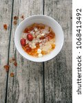 Small photo of Peach Xueyan tremella soup Gleditsia meters