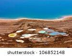 Muddy Shores Of Dead Sea ...