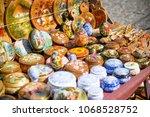 10 april  kiev ukraine.... | Shutterstock . vector #1068528752