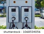 samut sakorn thailand april 14  ... | Shutterstock . vector #1068534056