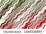 light green  red vector... | Shutterstock .eps vector #1068538895