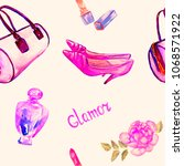 Glamor Accessories  Pink Barrel ...