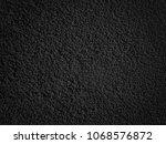 dark paint textured wall... | Shutterstock . vector #1068576872