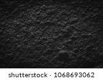 black background floor texture... | Shutterstock . vector #1068693062