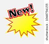 badge seal icon vector sign... | Shutterstock .eps vector #1068756155