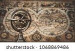 Small photo of Zodiac Armillary Celestial Globe