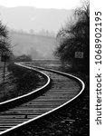 Black White Railway